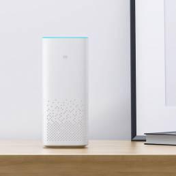 Original Xiaomi AI Control inteligente de voz manos libres WiFi Bluetooth Altavoz con seis micrófonos