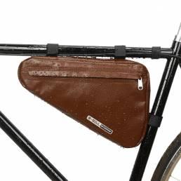 Bicicleta B-SOUL Bolsa Marco de carretera MTB de gran capacidad a prueba de lluvia Bolsa Bolsa triangular Impermeable Ca