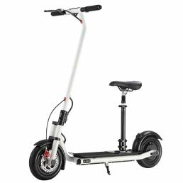 NEXTDRIVE N-7 300W 36V 7.8Ah Vehículo scooter eléctrico plegable con sillín para adultos / niños 26 Km / h Velocidad máx