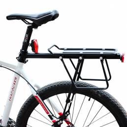 BIKIGHTBicicletabicicletaCargaBastidorAsiento del respaldo del asiento trasero Lanzamiento rápido Equipaje Proteger