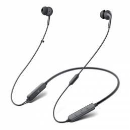 233621 Auriculares inalámbricos bluetooth V5.0 WAVE Banda para el cuello Auriculares Reducción de ruido estéreo IPX5 Imp