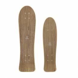 TablerodemaderaMaxfindHugerSkateboard 7 pisos de arce canadiense Alta elasticidad antideslizante Panel de madera Ac