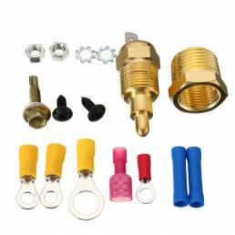 ENCENDIDO A 185º APAGADO A 170º Motor Interruptor de temperatura del termostato del ventilador de enfriamiento Sensor Ki