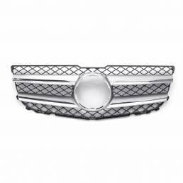 Parrilla Delantera De La Parrilla Para Mercedes Benz 2013-2015 X204 GLK250 GLK350