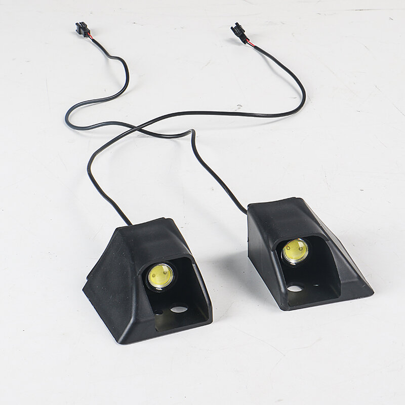 BIKIGHT 1 par Eagle Luz de ojo de alto brillo Faros de scooter eléctrico Accesorios de scooter eléctrico para ESWING ESM