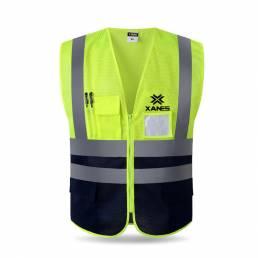 XANES Team Vest Juego de pelota al aire libre Actividades en equipo Equipo deportivo Equipo Trabajo Seguridad Equipo Equ