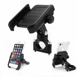 BIKIGHT Bicicleta Electiric Cars Motocicletas Scooters Soporte para teléfono Universal para iPhone 8 GPS