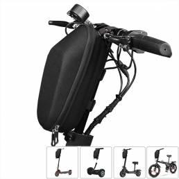 BIKIGHT EVA Impermeable Manillar Bolsa Bicicleta Bolsa Scooter Bolsa para Ninebot Scooter eléctrico