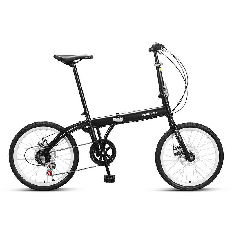 Bicicleta plegable de 20 pulgadas para siempre