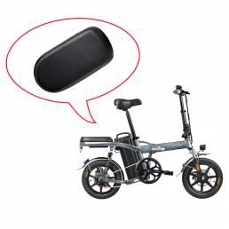 Fiido L2 Versión emblemática Bicicleta eléctrica con ciclomotor plegable Cojín del asiento trasero Cómoda bicicleta eléc
