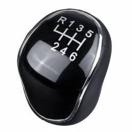 Perilla de cambio de 6 velocidades Palo para Ford Mondeo IV S-MAX C-MAX Kuga Transit