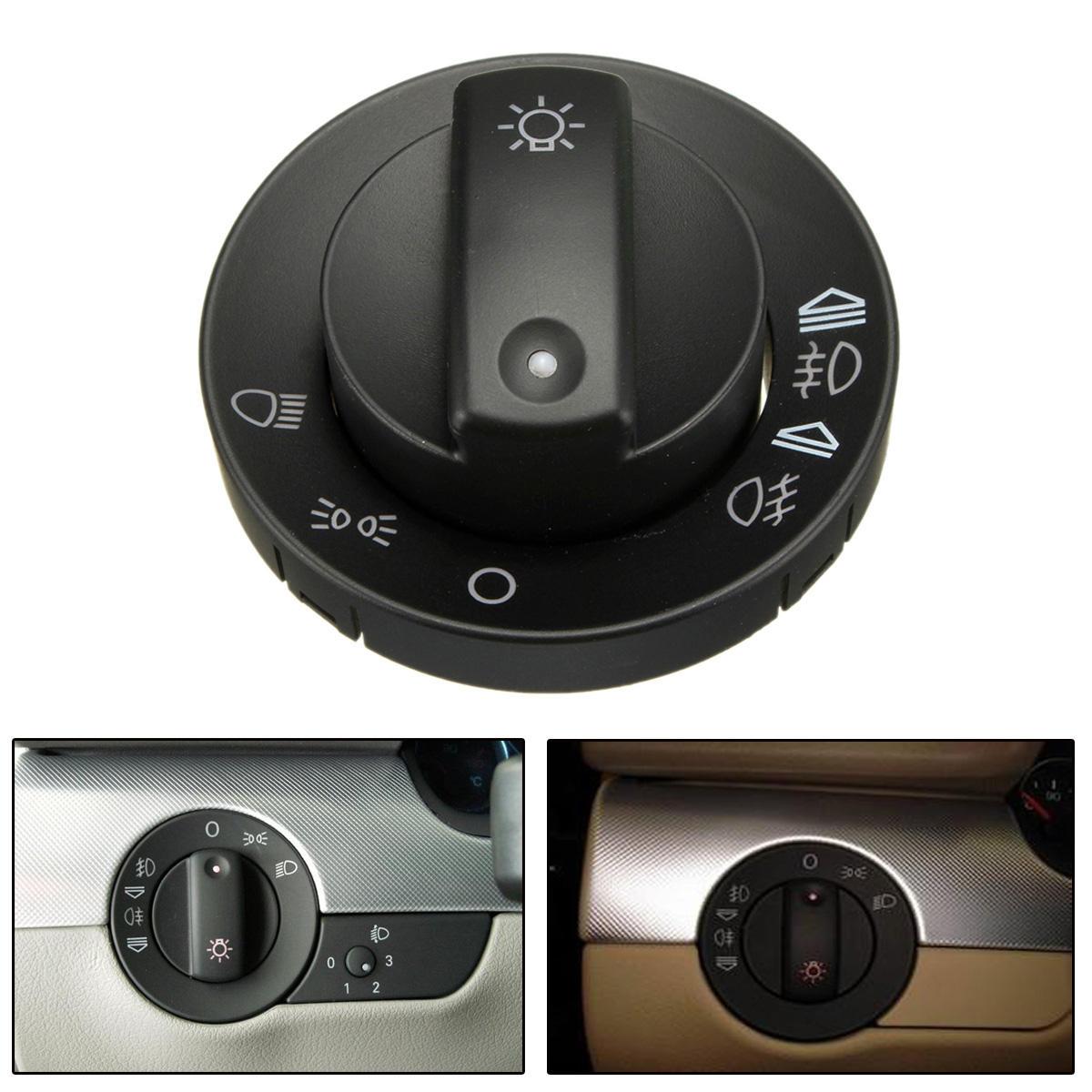 Cubierta de Kit de Reparación de Interruptor de Luz de Niebla Faros Para Audi A4 S4 8E B6 B7 2000-2007