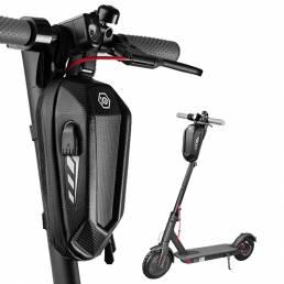 CoolChange Scooter eléctrico de carcasa dura de EVA de gran tamaño