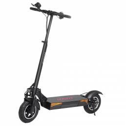 LAOTIE® L6 48V 500W 23.4Ah Scooter eléctrico plegable 10 Inch 45 km / h Velocidad máxima 100 km Kilometraje Sistema de t