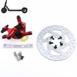 Piezas de repuesto de disco de freno trasero de 120 mm para scooter eléctrico para scooter eléctrico M365 Pro