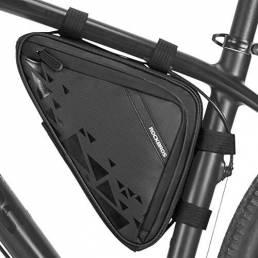 ROCKBROS B39 Marco de bicicleta 1.5L Bolsa Bicicleta Bolsa Bajo el triángulo del asiento Bolsa Bajo el tubo superior Alm