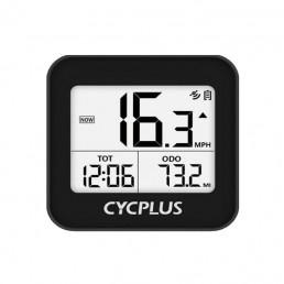 CYCPLUS G1 inalámbrico GPS reloj de código de bicicleta 600mAh Batería IPX6 Impermeable odómetro cronómetro accesorios d