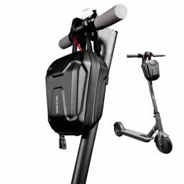 WILD MAN TS9 PU + EVA Impermeable Manillar reflectante Bolsa Bicicleta Bolsa Patinete plegable Bolsa Bicicleta eléctrica