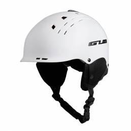 GUB 606 Ventilación ligera Calor ajustable Seguridad Cascos de bicicleta de montaña multifuncionales Cascos de bicicleta