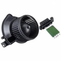 Soplador de aire acondicionado manual motor con resistencia Calentador para VAUXHALL para Fiat para OPEL 13335074 132482