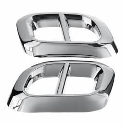 Ajuste de la cubierta trasera del tubo de escape del silenciador para Mercedes Benz GLC GLE GLS clase 2020-2021