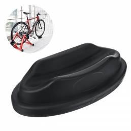 BIKIGHT Soporte para rueda delantera de bicicleta Soporte para rueda de bicicleta Bicicleta Rodillo Almohadilla de entre
