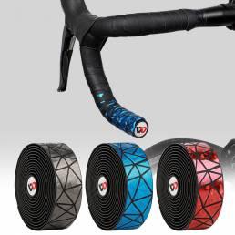 WEST BIKING Cintas de manillar de bicicleta Soft Cinta de agarre de manillar de bicicleta cómoda Cinta adhesiva Montar e