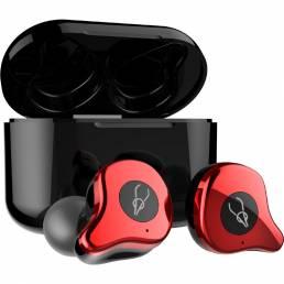 [bluetooth 5.0] Sabbat E12 HiFi TWS Auricular Plating Type-C Carga inalámbrica Llamada bilateral 4 Micrófono Auriculares