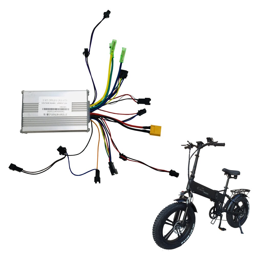 Bicicleta eléctrica plegable motor Controlador Accesorios de bicicleta eléctrica para bicicleta CMACEWHEEL RX20