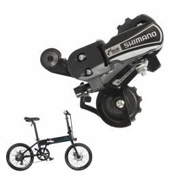 FIIDO D4S bicicleta eléctrica desviador trasero rueda guía transmisión trasera accesorios de repuesto para bicicleta elé