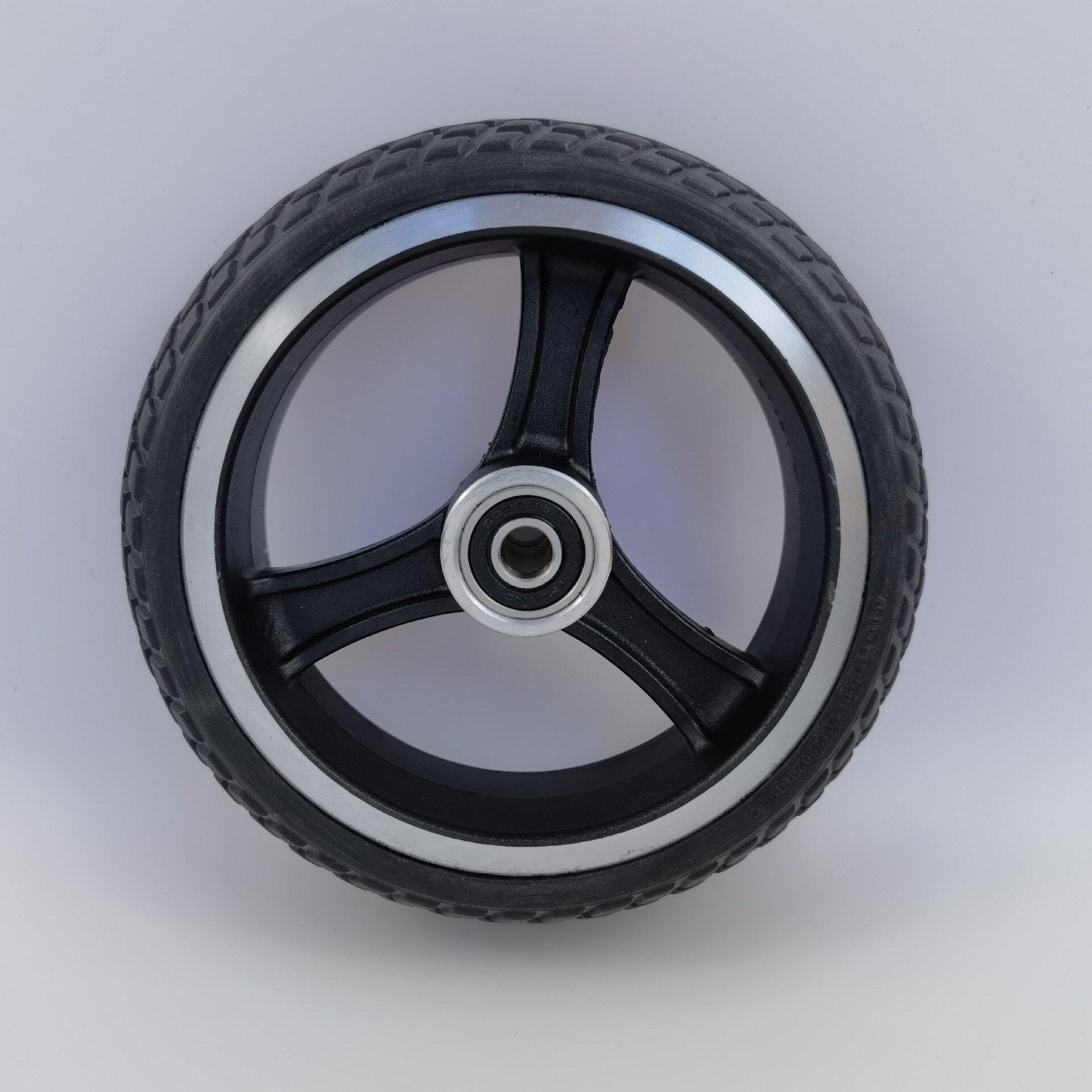 Buje de rueda trasera de scooter eléctrico de 5