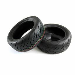 CST 11 pulgadas 90 / 65-6.5 Neumático de goma inflable Neumático de carretera Scooter eléctrico Neumático Rueda Tubo int