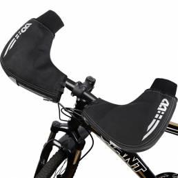 WEST BIKING Windproof Impermeable Reflective Winter Warm Riding Guantes al aire libre Bicicleta de montaña Guantes Bicic