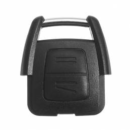 433.92MHz 2 Botón Control remoto Clave Caso Carcasa con placa de circuito para Vauxhall Opel