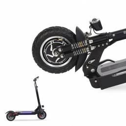 LANGFEITE 4 piezas muelle amortiguador delantero fuerte para L8 / L8s 10 Inch accesorios de scooter eléctrico