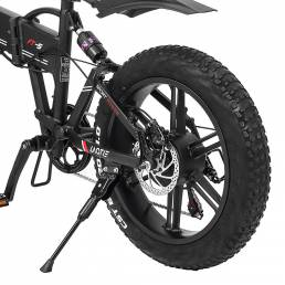 Scooter eléctrico de 500 W motor Ruedas traseras Accesorios de scooter de repuesto para scooter LAOTIE FT5