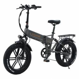 Bicicleta eléctrica de nieve JINCHMA R6s 20in 12