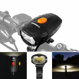 Lumintop C01 400LM XPG3 con Neutral White LED 1400mAh Li-polymer Ciclismo Bicicleta Bike Light Front