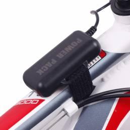 XANESB058.4VRecargable5200mAh Batería Pack de accesorios para linterna de luz de faro de bicicleta