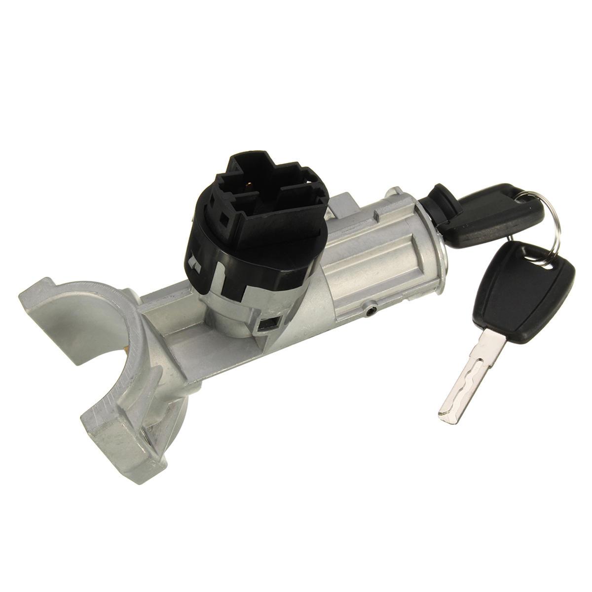 Interruptor de encendido del cilindro de dirección cerradura para Citroen Relay Ducato Peuge0t Boxer