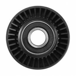 Coche Tensión Rodillo ForBMW E60 X3 E83 Z4 Cinturones E85 con nervaduras en V