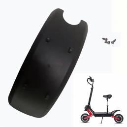 Guardabarros trasero de scooter eléctrico ABS Guardabarros de carenado Extensor trasero de extensión para LAOTIE ES18