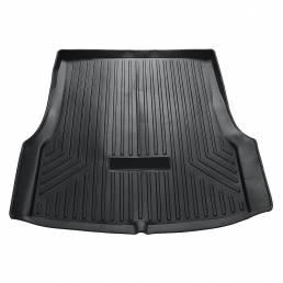 Almacenamiento de TPE trasero del coche Caja Carga Tapete de bandeja de revestimiento de maletero para Tesla Modelo S 20