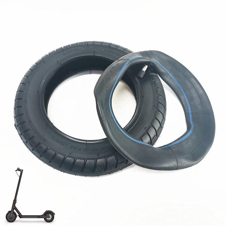 Neumático inflable del tubo interior de la vespa eléctrica 10x2.0 neumático engrosado para la vespa eléctrica M365 Pro