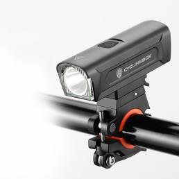 XANES 1300LM 15W 4200mAh Faro de bicicleta 3 niveles de brillo IPX6 Impermeable Luz de bicicleta