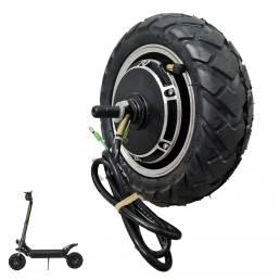 BOYUEDA10/11inch52V1200W/ 60V2800W Scooter eléctrico Sin escobillas Hub motor Juego de neumáticos antideslizantes