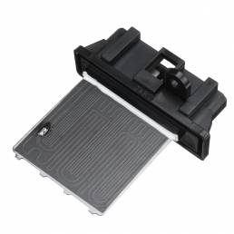 HVAC Calentador Ventilador motor Control manual de resistencia de ventilador para Nissan X-Trail T30 01+
