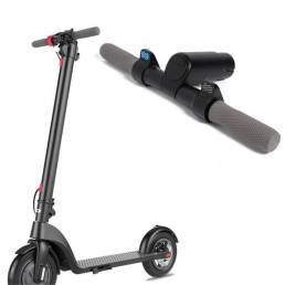 Kit de grifo de barandilla de manillar de scooter eléctrico para Ninebot Es1 Es2 Es4 Apoyabrazos Scooter eléctrico Pieza