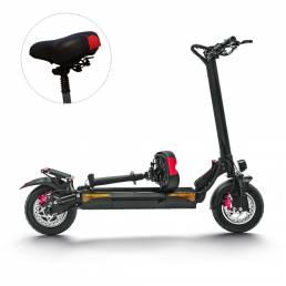 LAOTIE L6/L6 Pro 48V asiento de sillín de scooter Professional cojín de silla de scooter eléctrico plegable ajustable ab