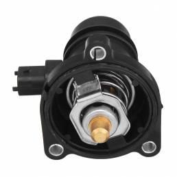 Motor Termostato de refrigerante con junta para Vauxhall Corsavan Astra
